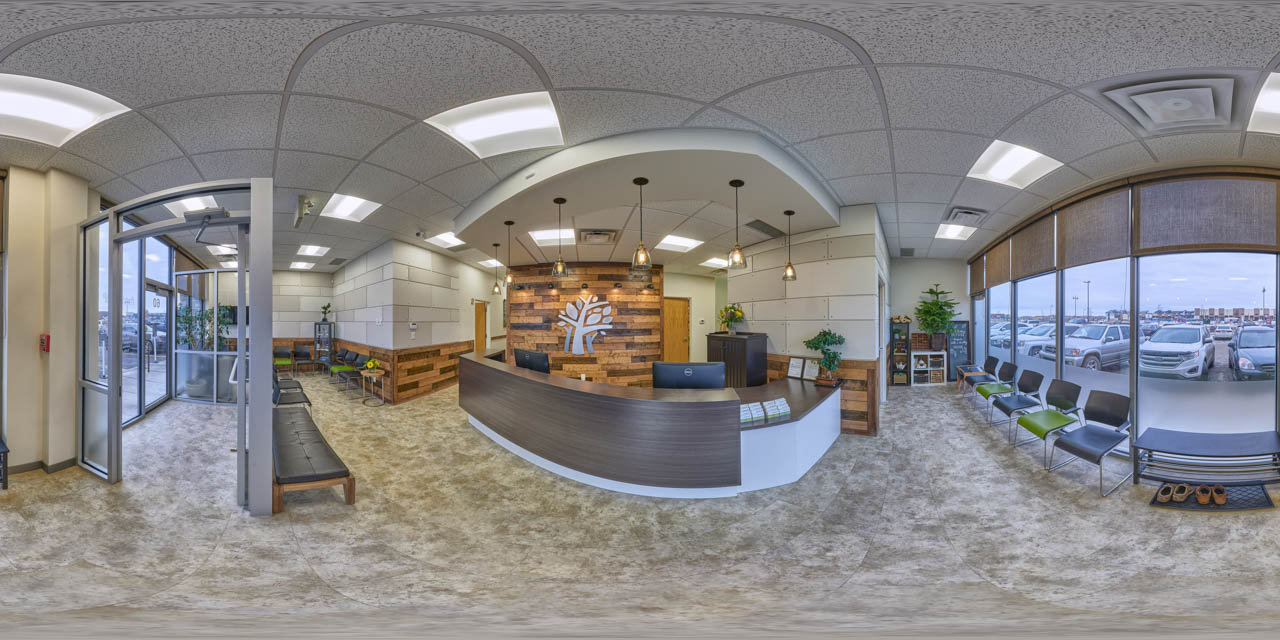 Google virtual tour of Foundation Chiropractic